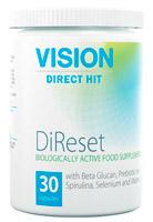 DiReset  emésztőrendszer funkcióinak normalizálására.